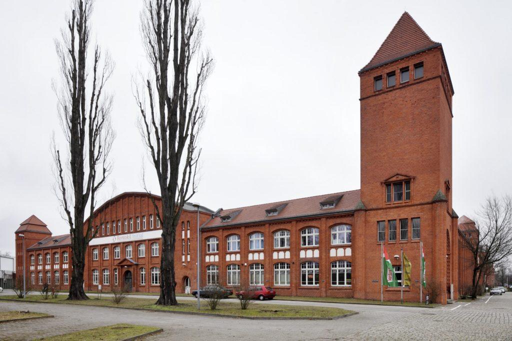 Deutsche Waffen- und Munitionsfabrik, Haupfront