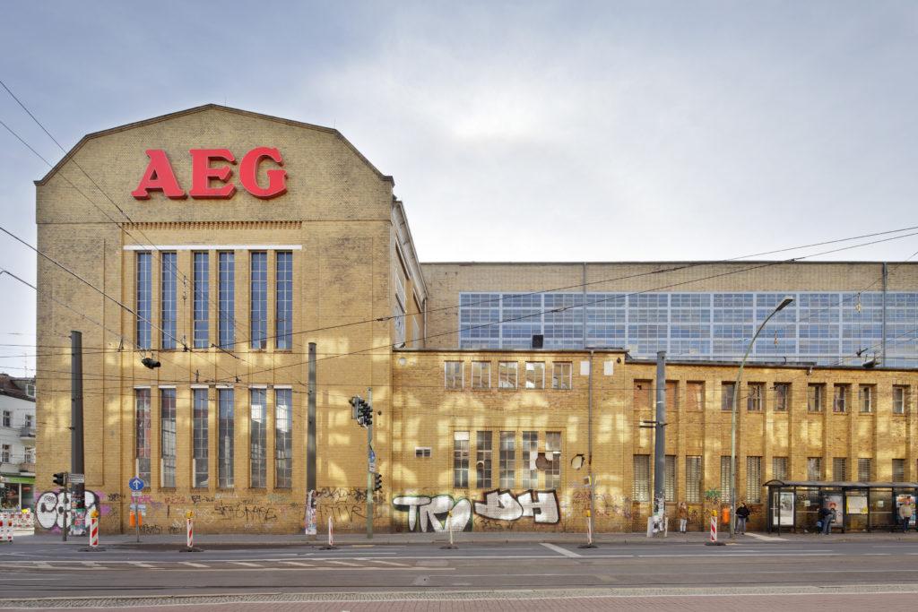 Rathenau-Hallen AEG