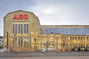 Rathenau-Hallen, ehem. AEG Transformatorenfabrik Oberschöneweide