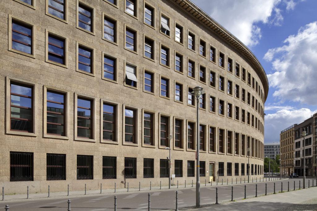 Reichsbank Haus am Werderschen Markt