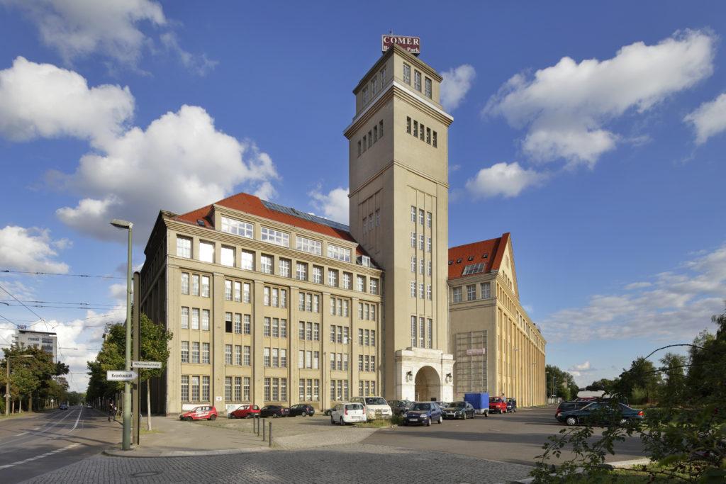 Peter-Behrens-Haus Wilhelminenhofstraße