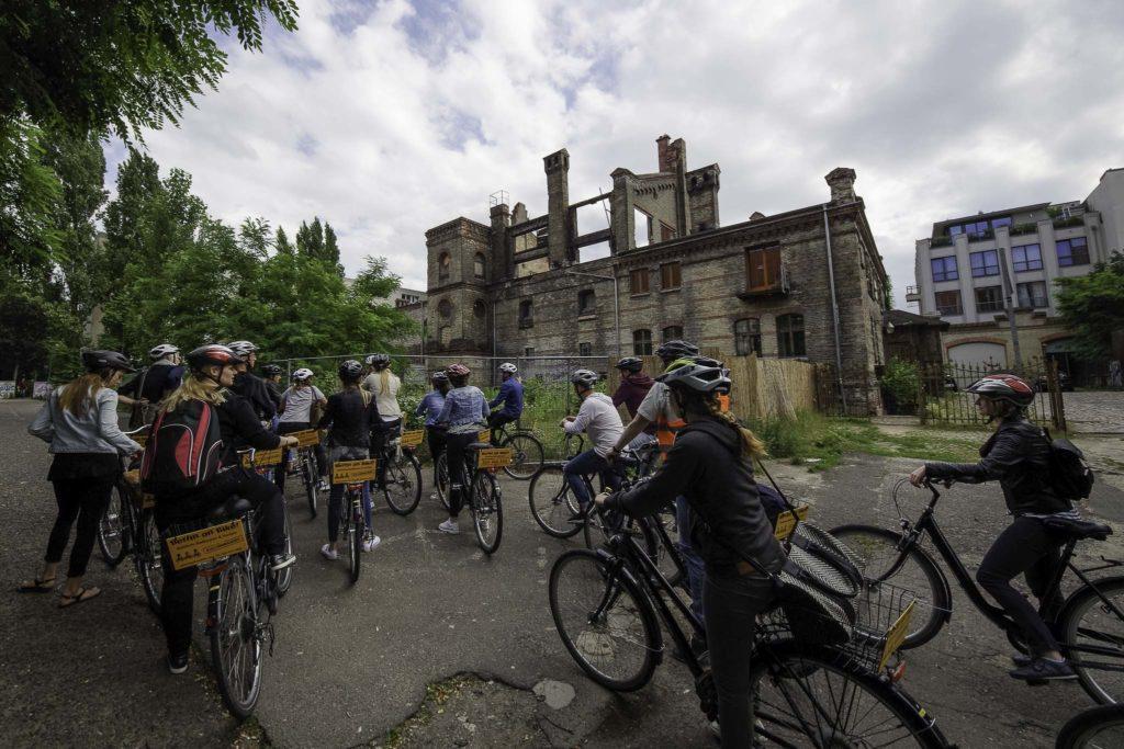 Radtour Berlin on Bike Industriekultur