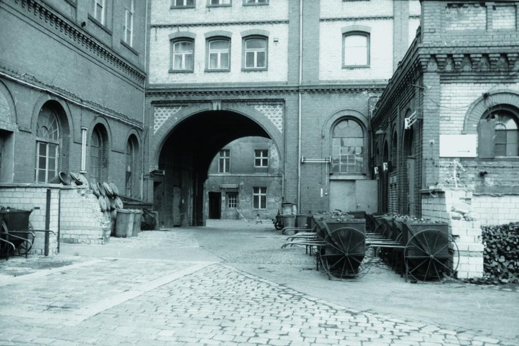 Pfefferberg Brauerei Historisch