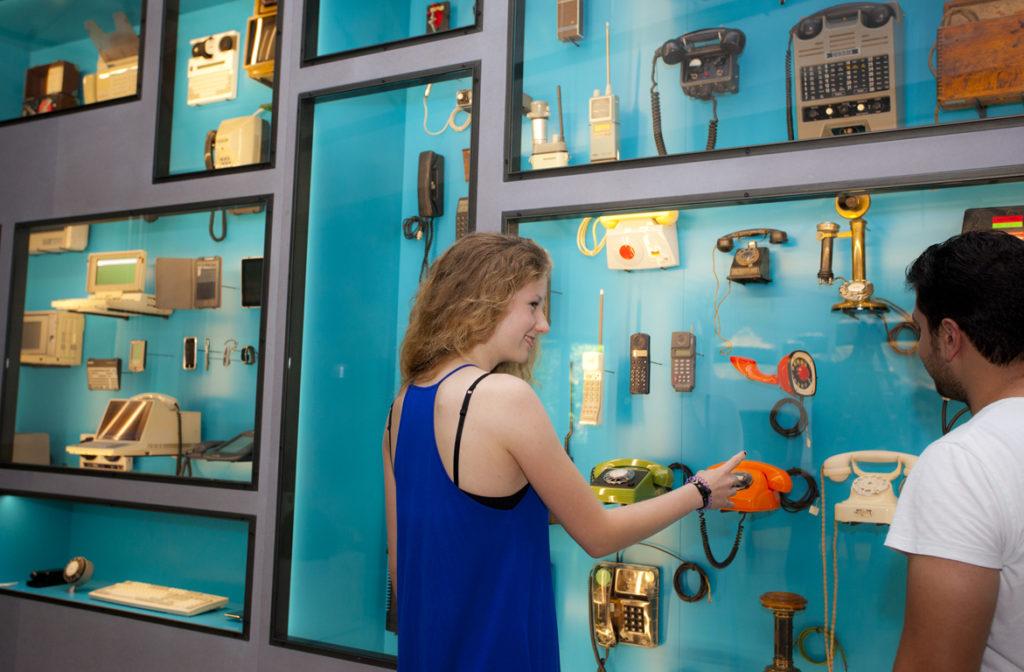 Technikmuseum Führung Netz