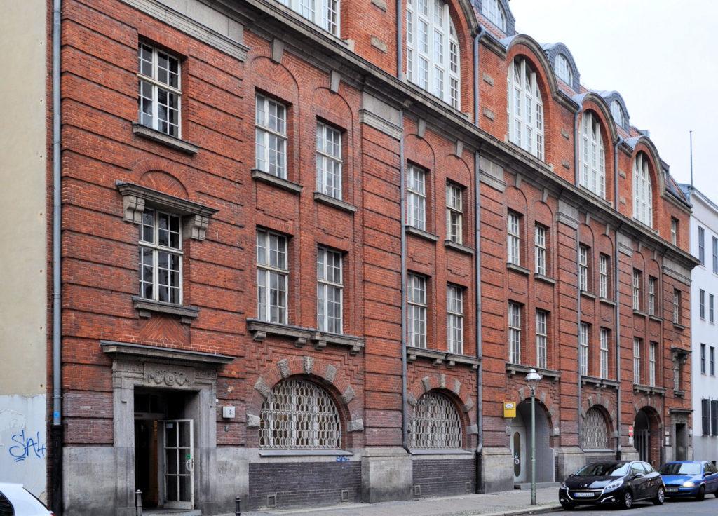 Fernsprechamt Lübecker Straße
