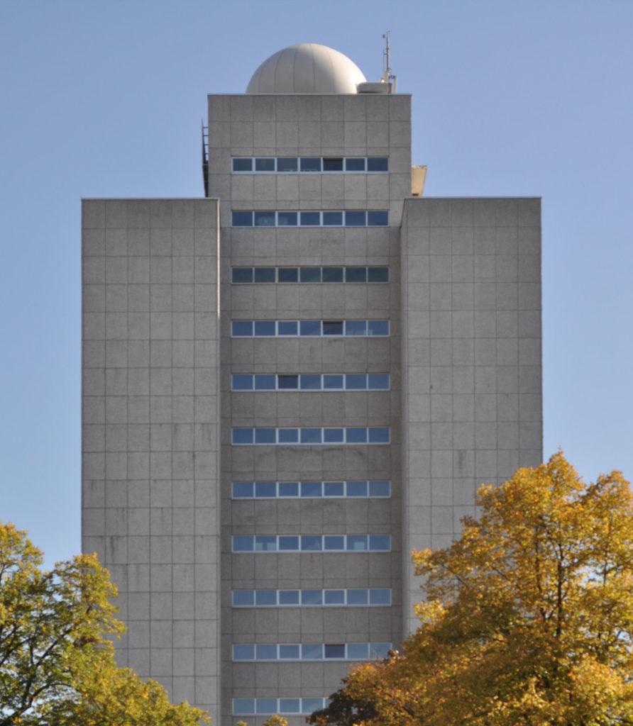 Hauptgebäude Heinrich-Hertz-Institut