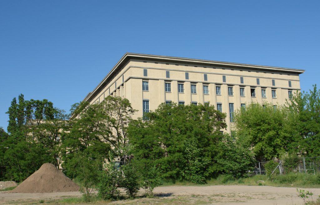 Berghain, ehemaliges Heizkraftwerk