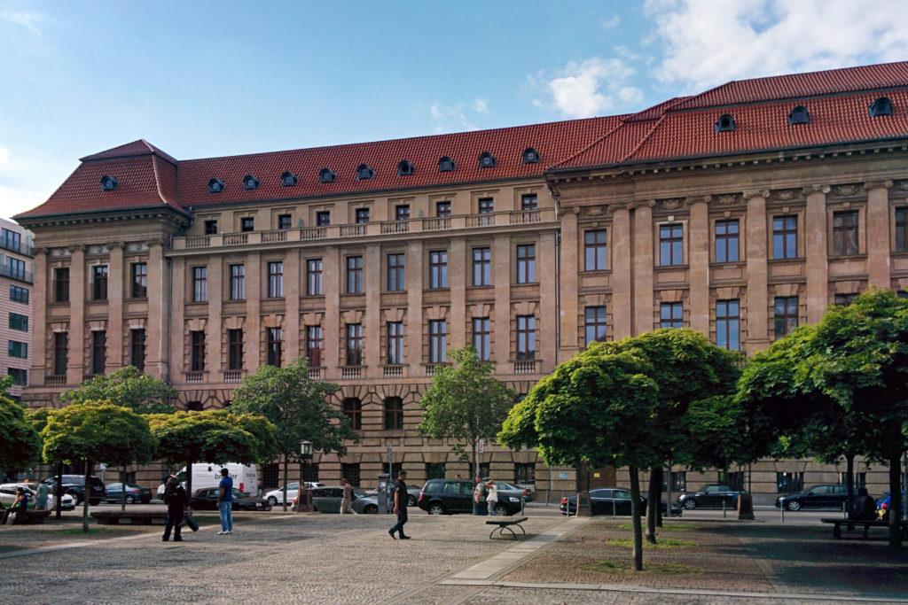 Berliner Handelsgesellschaft KfW Gendarmenmarkt