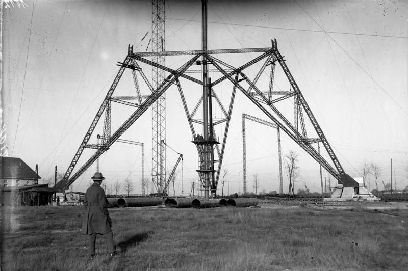 Ehemaliger Funkturm Königs Wusterhausen