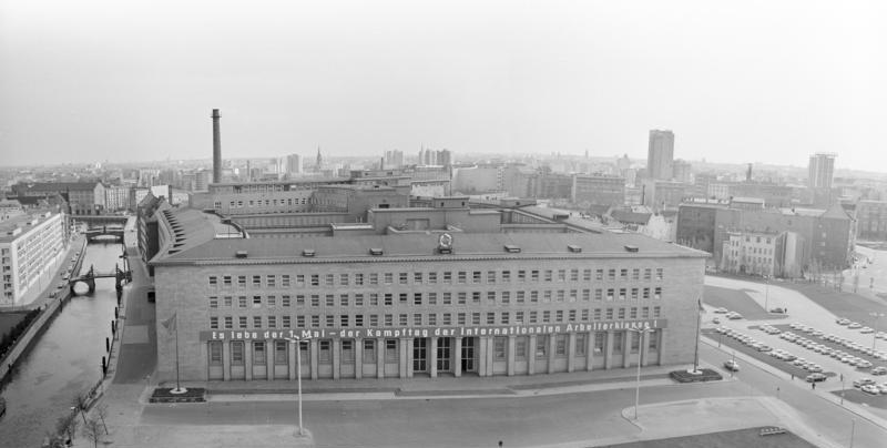 Gebäude Zentralkommittee der SED 1967