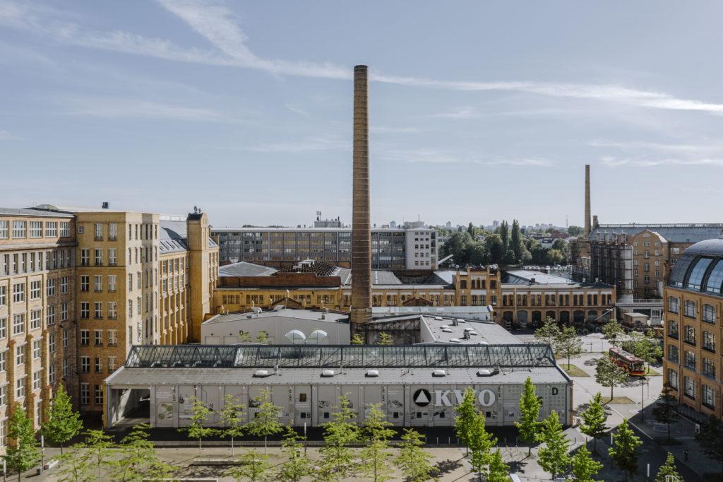 HTW Berlin Campus Wilhelminenhof, ehemaliges Kabelwerk Oberspree