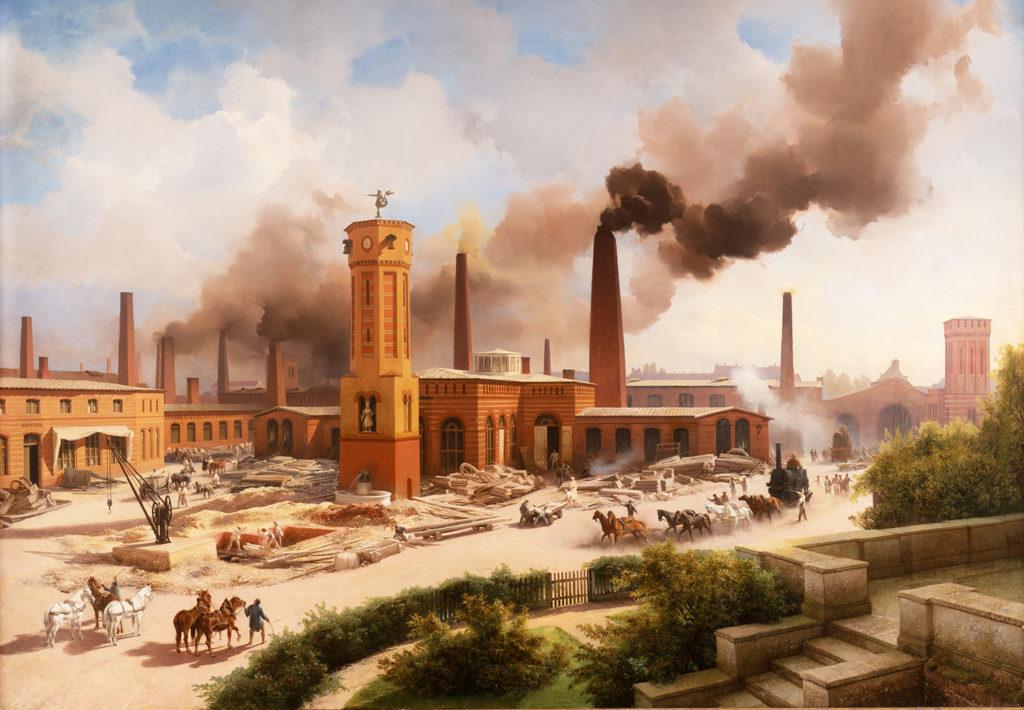 Borsigs Maschinenbau-Anstalt zu Berlin,