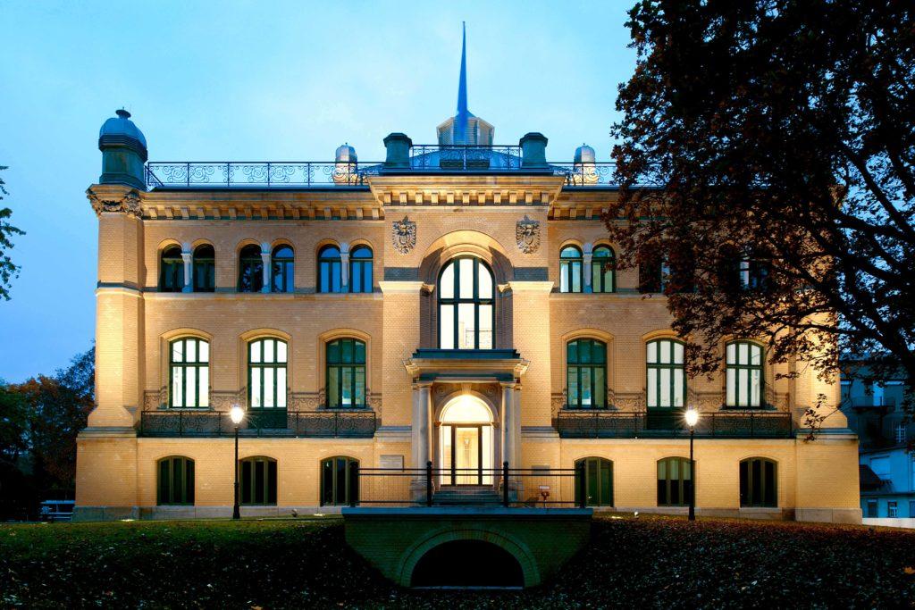 Observatorium bei Nacht Physikalisch-Technische Bundesanstalt
