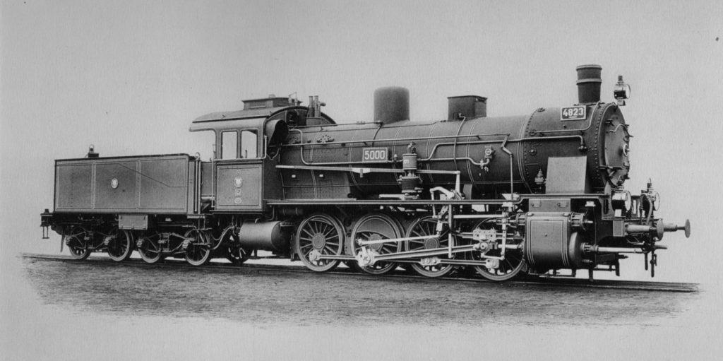 Lokomotive 5000 von Orenstein & Koppel, 2013
