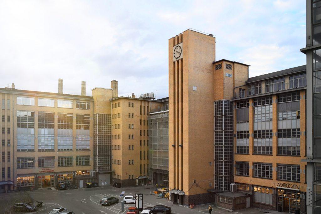 Osram-Höfe Innenhof