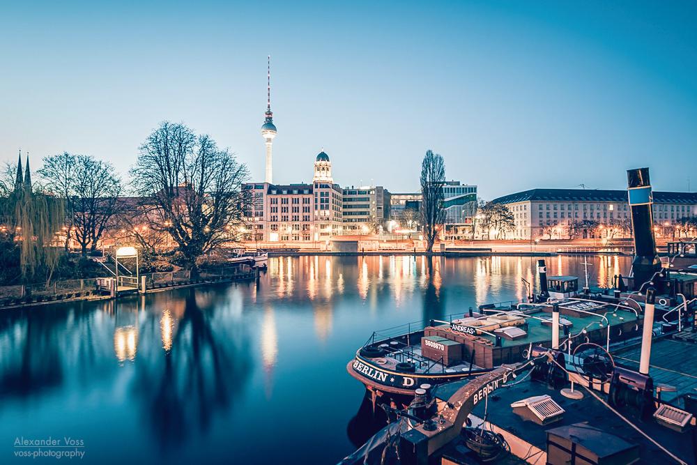 Historischer Hafen Berlin-Brandenburg