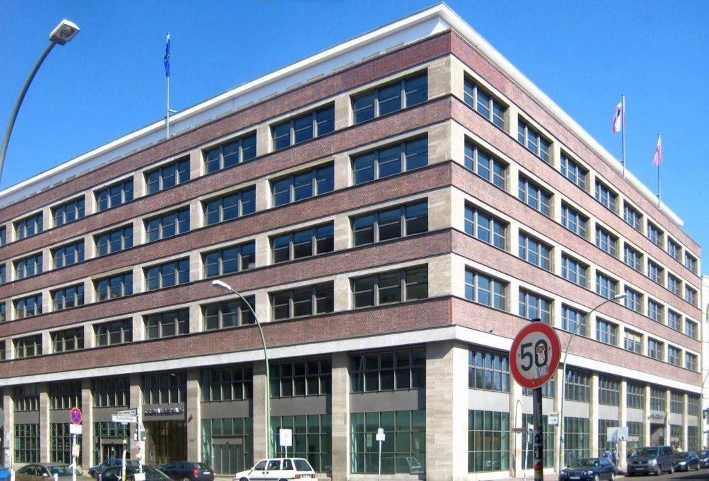 Grenanderhaus Eckgebäude