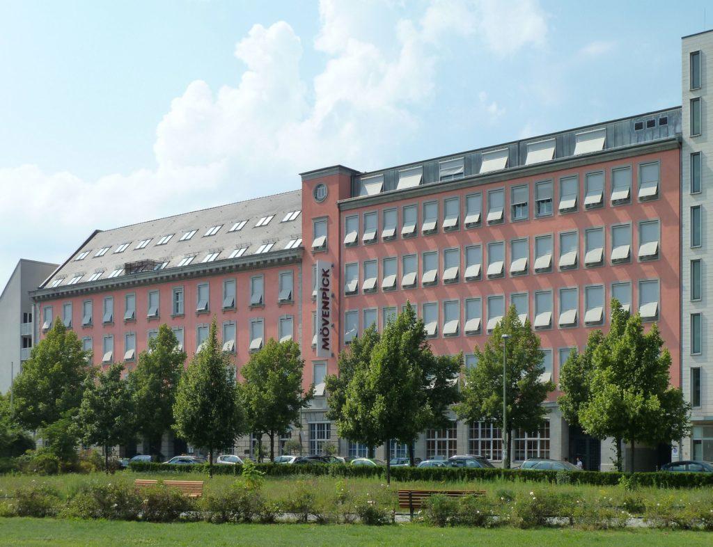 Siemens Gründungsort ist heute die Hotelkette Mövenpick