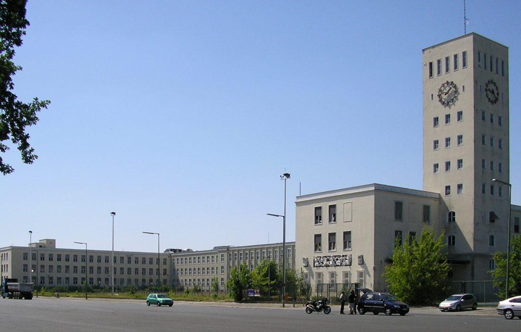 Telefunken-Werke Zehlendorf Goerzallee