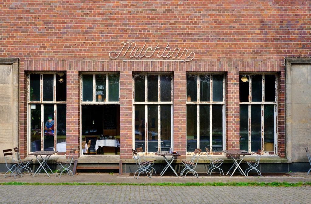 Funkhaus Nalepastraße Milchbar