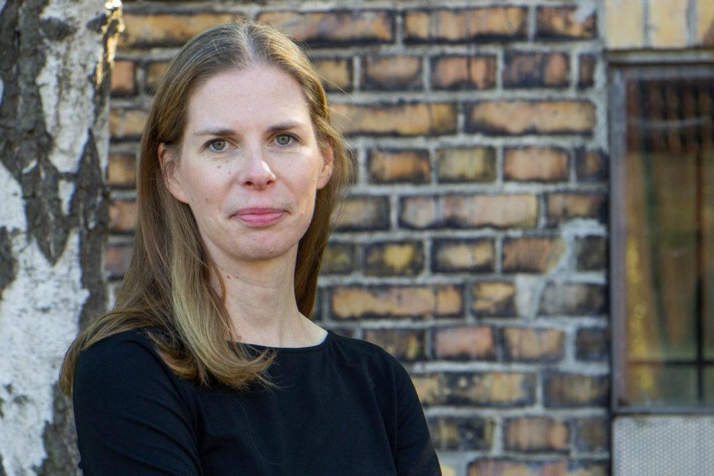Teamfoto von Anja Liebau