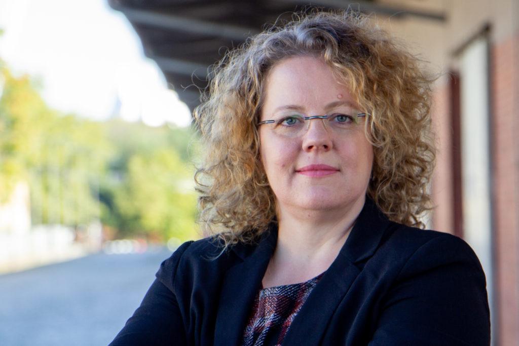 Teamfoto von Katharina Hornscheidt