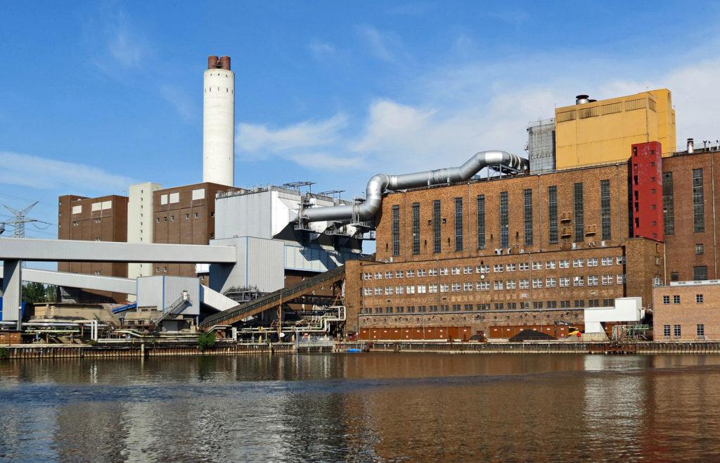 Kraftwerk Reuter an der Spree