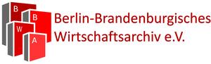 Logo: Berlin-Brandenburgisches Wirtschaftarchiv e.V.