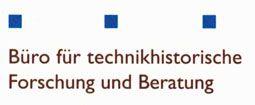 Logo: Büro für technikhistorische Forschung und Beratung