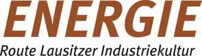 Logo: ENERGIE-Route Lausitzer Industriekultur