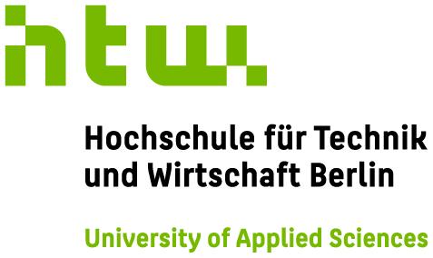 Logo: Hochschule für Technik und Wirtschaft Berlin